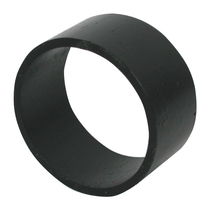 Bulkhead sleeve bushing / weld / metal / for cables