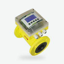 Electromagnetic flow meter / for water / compact / bi-directional