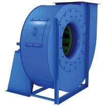 Centrifugal fan / aspirating / aluminum / steel