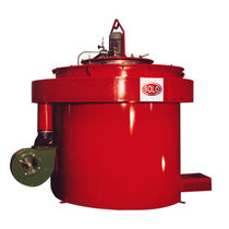 Annealing furnace / pit / electric / multi-gas