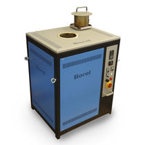 Pit furnace / electric resistance / air circulating / programmable