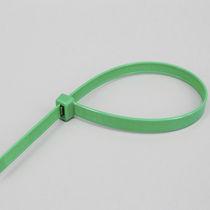 Nylon cable tie / inside serrated / UV-resistant / self-locking