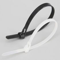 Nylon cable tie / reusable / inside serrated / flameproof