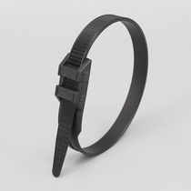 Nylon cable tie / flameproof / inside serrated / corrosion-proof