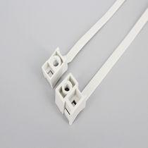 Nylon cable tie / stud-mount / lock