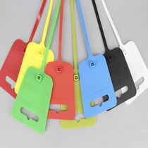 Nylon cable tie / large marker / marker / self-locking