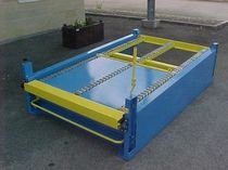 Belt conveyor / pallet / handling / automatic