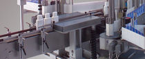 In-line labeler / automatic / stern / front