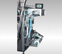 In-line labeler / automatic / top