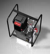 Electrically-powered hydraulic pump / waterproof