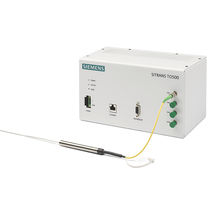 Temperature measuring system / fiber optic / multidrop
