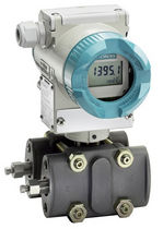 Relative pressure transmitter / differential / absolute / PROFIBUS