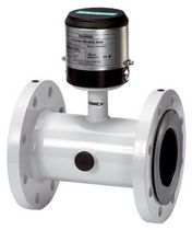Electromagnetic flow meter / for water / wireless / stand-alone