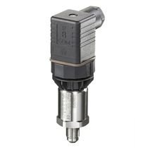 Absolute pressure transmitter / ceramic / analog / compact