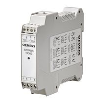 DIN rail mount temperature transmitter / thermocouple / 4-20 mA / HART