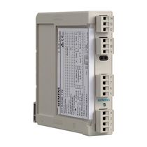 DIN rail mount temperature transmitter / HART / process