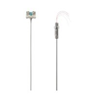 Resistance temperature probe / spring-loaded / HART interface