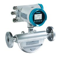 Mass flow meter / Coriolis / for liquids / compact