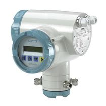 Ultrasonic flow transmitter / explosion-proof