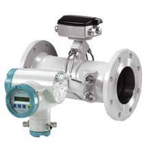 Ultrasonic flow meter / ultrasonic transit-time / for liquids / in-line