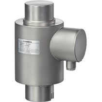 Compression load cell / in-line / stainless steel / strain gauge