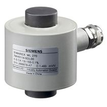 Compression load cell / canister / strain gauge