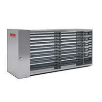 Duct heater / finned / air / convection