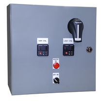 Temperature controller without display / programmable / heating / panel-mount