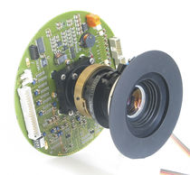 CCD camera / monochrome / board
