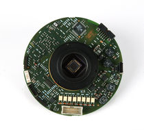 Monochrome camera / CCD / board