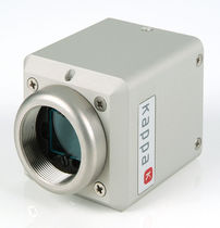 Industrial camera / CCD / compact / high-definition