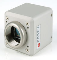 CCD camera / GigE Vision / high-definition / industrial