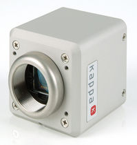CCD camera / monochrome / GigE / megapixel