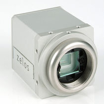 CCD camera / monochrome / megapixel / industrial