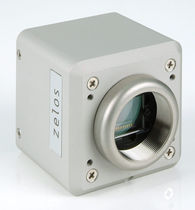 CCD camera / monochrome / GigE Vision / industrial