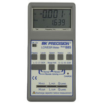 LCR meter / ESR / portable / digital