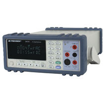 True RMS multimeter / digital / benchtop / voltage