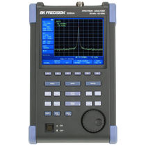 Communication network analyzer / spectrum / portable / compact