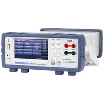 Resistance meter / digital / benchtop / high-speed