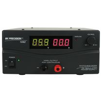 AC/DC power supply / variable-output / digital / laboratory