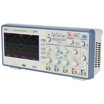 Digital oscilloscope / bench-top / 4-channel / USB