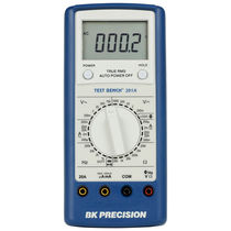 Digital multimeter / portable / true RMS / AC/DC