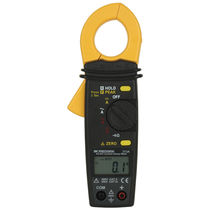 Digital clamp multimeter / portable / current / voltage