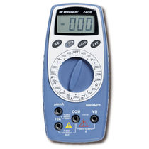 Digital multimeter / portable / 600 V / 10 A