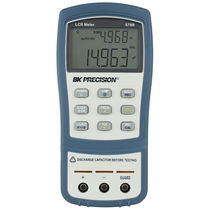 LCR meter / frequency / ESR / portable