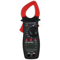 Digital clamp multimeter / portable / true RMS / with power measurement