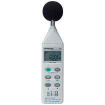 Sound level meter with analysis function / class 2 / digital / data logging