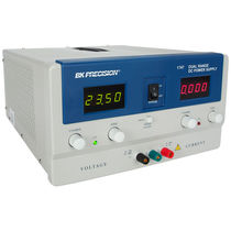 AC/DC power supply / dual-output / adjustable / low-noise