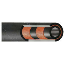Water hose / hydraulic / for oil / grease