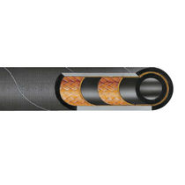 Hydraulic hose / for oil / high-pressure / synthetic rubber